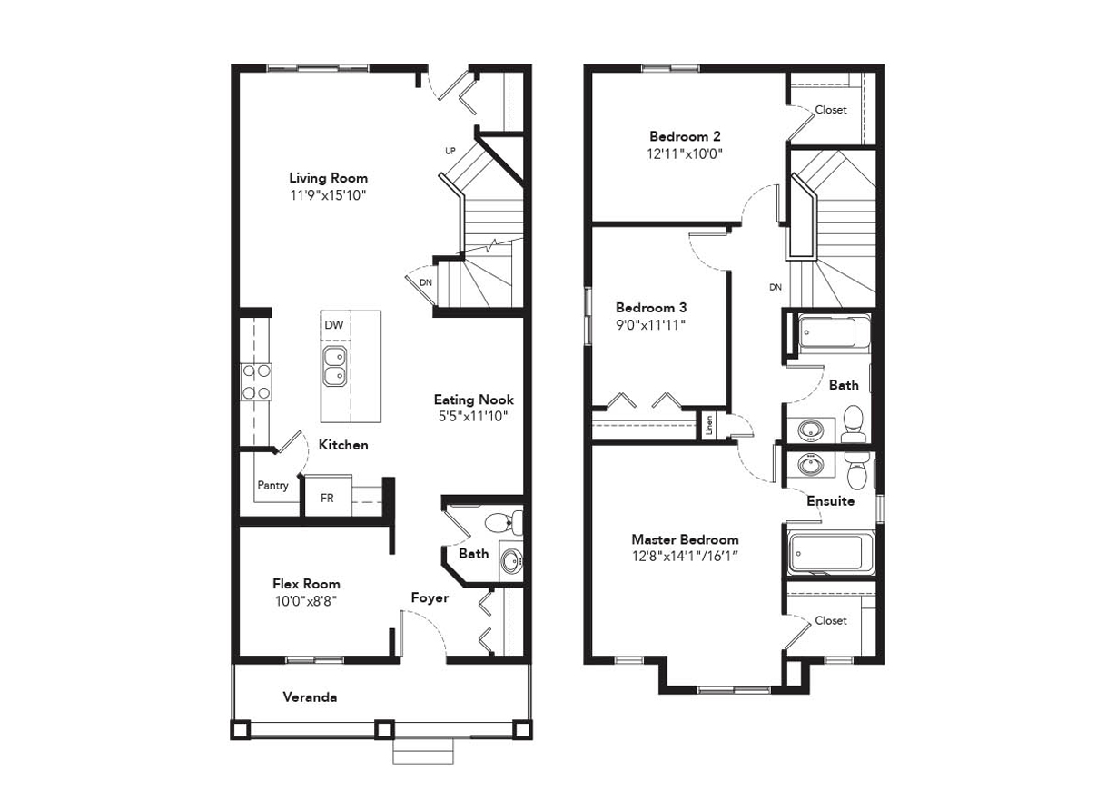 Landmark homes floor plans recital 4 bedroom house plan for Landmark home designs