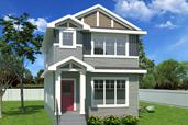 Haven II new home design in southeast edmonton