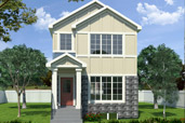 Haven new home design in southeast edmonton