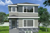 Lodge new home design in southeast edmonton