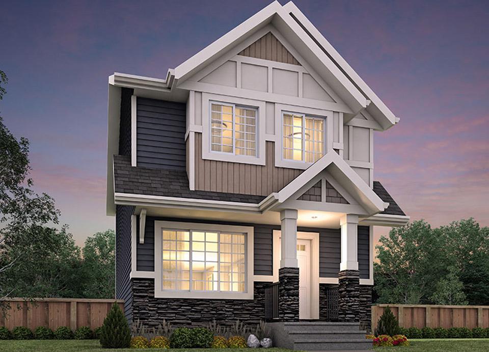 Home model: Portland