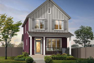 The Gregory new home design in southeast edmonton