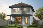 The Sheldon new home design in southeast edmonton