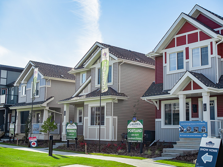 Edmonton Landmark Homes